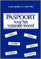 Paspoort voor het vreemde woord