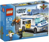LEGO City Gevangenentransport - 7286