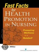 Fast Facts for Health Promotion in Nursing