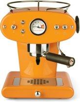 illy X1 Ground - Pistonmachine - Oranje (voor gemalen koffie)