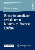 Online-Informationsverhalten Von Business-To-Business-Kaufern