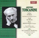 Arturo/Nbc Symphony Orche Toscanini - Verdi Te Deum/Toscanini