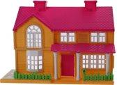 Jonotoys Speelhuis Dream House Meisjes 16.5 Cm Roze