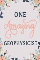 One Amazing Geophysicist