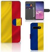 Bookstyle Case Samsung Galaxy S10 Roemenië