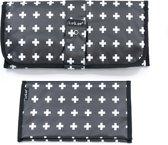 Napper Combi Verschonings-set - Crossy Black