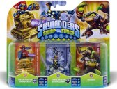 Skylanders Swap Force: Adventure Triple Pack Scorp, Chop Chop, Sprocket