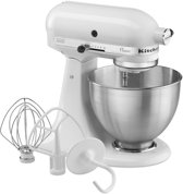 KitchenAid Classic <br />5KSM45EWH - Keukenmachine - Wit