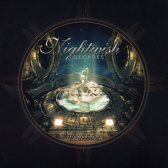 CD cover van Decades van Nightwish