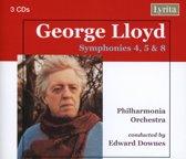 Symphonies Nos. 4, 5 & 8