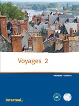 Boek cover Voyages 2 tekstboek + audio-CD van K. Jambon
