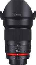 Samyang 35mm F1.4 ED AS UMC - Prime lens - geschikt voor Canon Spiegelreflex