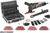 Skil 1480AF Multitool - Oscillerend - 300 Watt - Inclusief 32 accessoires en aluminium koffer
