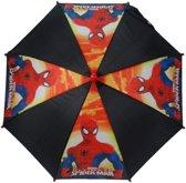 Spiderman paraplu - Ultimate Spider-Man kinderparaplu