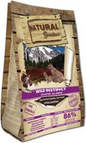 Natural greatness wild instinct kattenvoer 600 gr