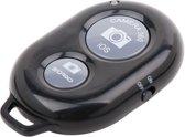 Bluetooth afstandsbediening tbv Selfiestick Smartphone Zwart Black