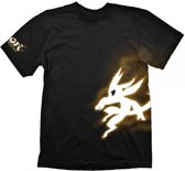 Ori and the Blind Forest T-Shirt Glow Orange (Maat M)