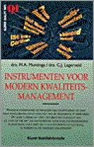 INSTRUMENTEN VOOR MODERN KWALITEITS-MANAGEMENT