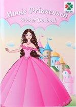 Mooie Prinsessen Sticker Doeboek