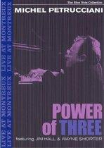 Michel Petrucciani - Power Of Thre (dvd)