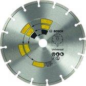 Bosch - Diamantdoorslijpschijf Universal 125 x 22 x 1,7 x 7,0 mm