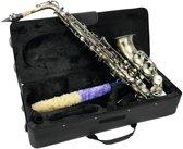 DIMAVERY Alto Saxofoon - vintage - SP-30 Eb - Inclusief koffer en accessoires