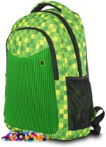 Pixie Student Minecraft backpack
