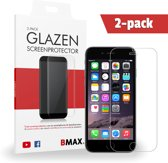 2-pack BMAX Glazen Screenprotector iPhone 7