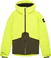 O'Neill Wintersportjas Quartzite - Lime Punch - 128