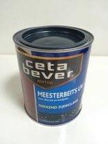 Cetabever Dekkende Meesterbeits UV - 0,75 liter - Oudblauw 925 - Oud Blauw