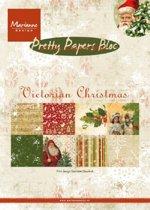Design papier Pk9125 Victorian Christmas