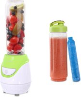 Aigostar Greenberry 30JHU - Blender to go - Groen/Wit
