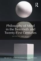 Philosophy of Mind in the Twentieth and Twenty-First Centuries