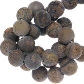 Natural Natuursteen Kralen (8 mm) 45 Stuks