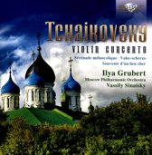 Tchaikovsky: Complete Music For Vio