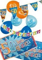 Feestpakket Abraham 50 jaar