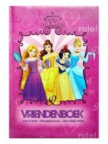 Disney Princess - Vriendenboek prinses