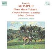 Mompou: Piano Music Vol.1