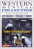 Western Musical Collection - Under California Stars (dvd)