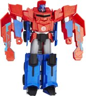 Transformers RID Hyper Change Optimus Prime - 20 cm - Robot