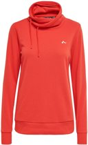 Only Play Maya High Neck  Sporttrui - Maat M  - Vrouwen - rood
