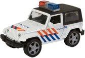 Planet Happy 112 Politie 4x4 auto met licht/geluid