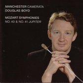 Mozart Symphonies Nos.40 & 41