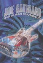 Joe Satriani - Live In San Francisco