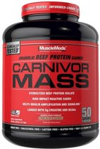 Carnivor Mass 14servings Chocolade