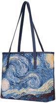 Signare Schoudertas College Starry Night Van Gogh - Gobelin - Kunst