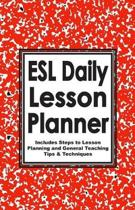 ESL Daily Lesson Planner