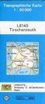 Tirschenreuth 1 : 50 000. Zivil-militärische Ausgabe