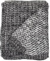 Unique Living Luc - Plaid - 130x160 cm - Zwart