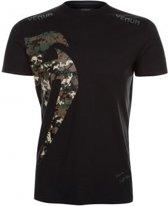 Venum T-Shirt Giant Jungle Camo Large